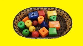 Tìm hiểu màu sắc cho bé - Nhạc thiếu nhi vui nhộn sống động | Màu sắc vui nhộn #3