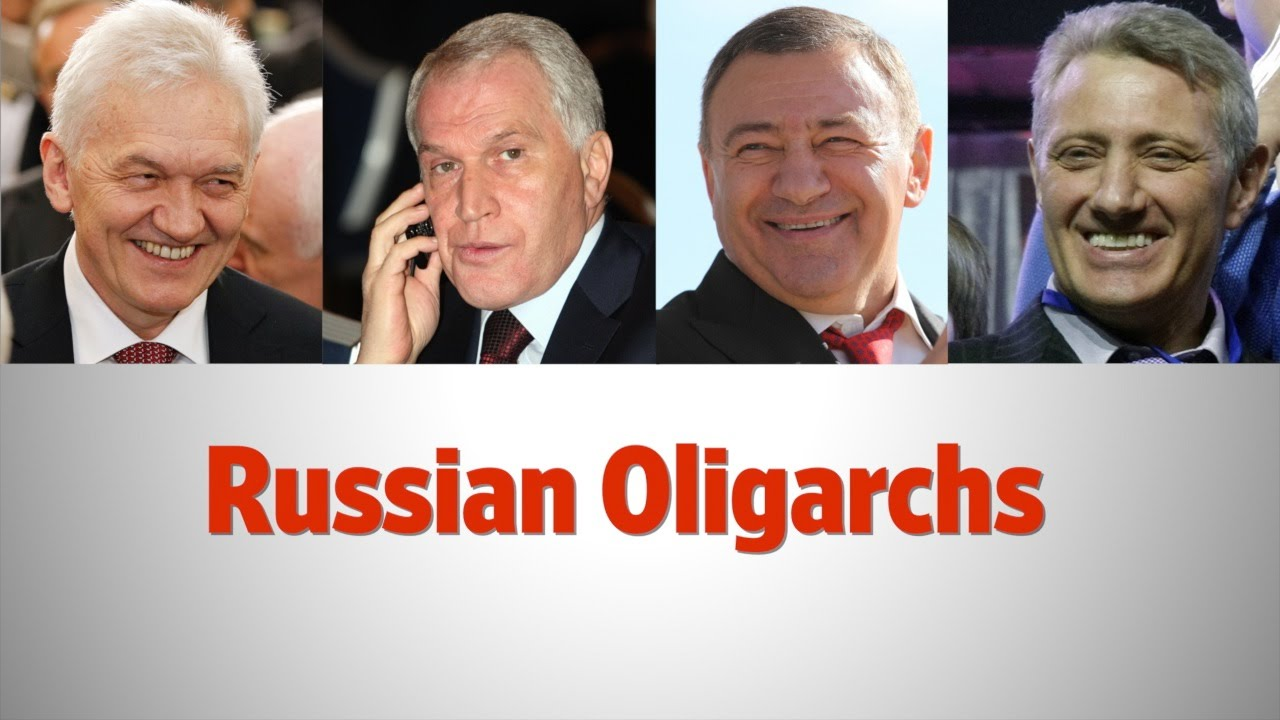Image result for free to use image of russian oligarchs