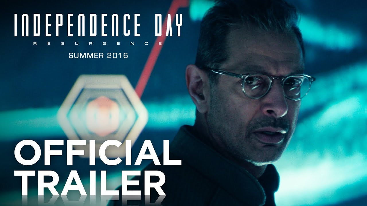 Independence Day 1 Trailer German