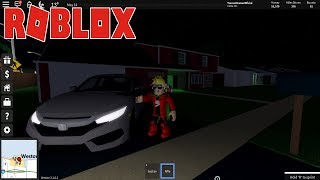 Roblox: Ultimate Driving Westover Islands #01-new life, new house all new!!!