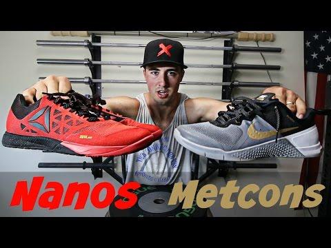 Reebok CrossFit Nano 6.0 vs. Nike Metcon 2 Showdown cd84f01c7