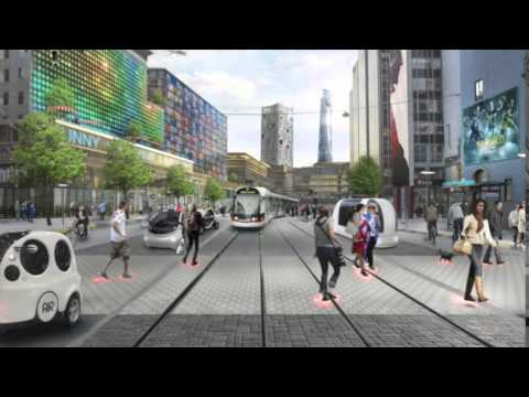 Crowdsourced visions of cities' future