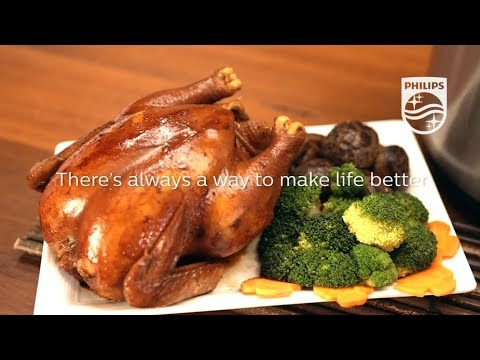 Philips all in one cooker porsperity chicken recipe youtube philips all in one cooker porsperity chicken recipe forumfinder Image collections