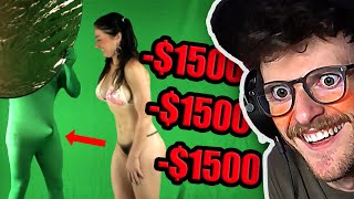 if i LAUGH or GRIN at any videos you get $1500 (I laughed a lot)