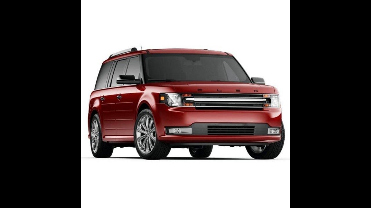 Ford Flex  2009-2019    Repair Manual