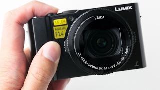 開箱測試 Panasonic Lumix Lx10 Lx15  廣東話版