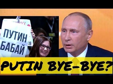 HILARIOUS: Putin, Bye-Bye? Putin's Misunderstanding Has Audience in Stitches