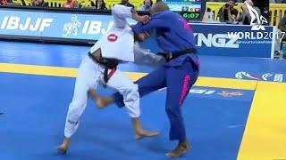 Erberth Santos vs Mahamed Aly / World Championship 2017