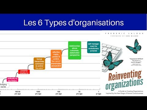 Les types d'organisations à travers les âges - Reinventing Organisations