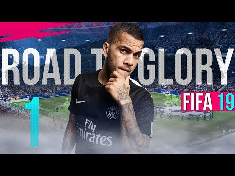 FIFA 19 - RTG #1 - THE BEGINNING