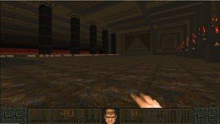 Doom II ErM77  - Map 1 UV-MAX [TAS] in 1:03:59