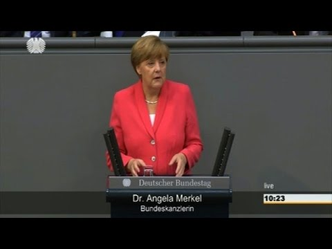 Greece bailout deal is 'hard' for all sides, says Merkel
