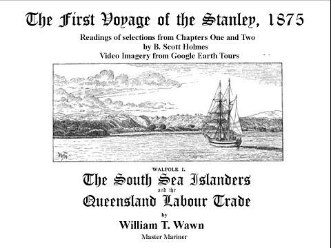 First Voyage of the Schooner Stanley - 1875