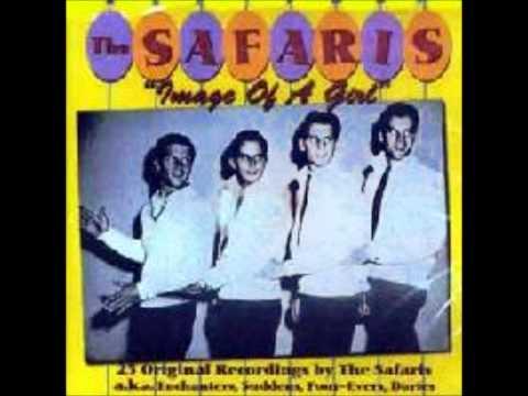 Safaris - Image Of A Girl / Four Steps to Love - ELDO 101 - 1960 - CALIFORNIA CLASSIC
