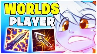 WORLDS PLAYER 1 VS 1 | Best Of Noway4u Twitch Highlights LoL