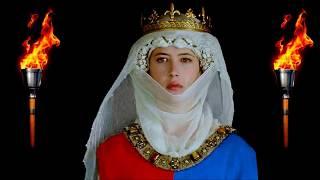 Изабелла Французская - королева Англии, жена Эдуарда 2, дочь Филиппа 4 Красивого.