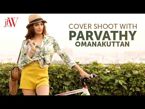 Parvathy Omanakuttan on JFW Summer Cover | Travel Fashion Trends from Phoenix Marketcity | JFW