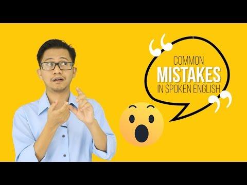 10 Kesalahan Umum Bahasa Inggris
