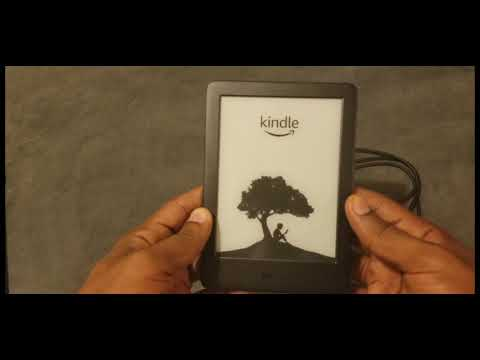 Best Late Mother's Day Gift! 2019 Kindle! Unboxing! (Amazon)