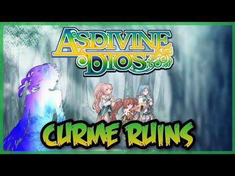 Asdivine Dios   Curme Ruins (Expert)  