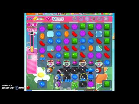 Candy Crush Level 2483 help w/audio tips, hints, tricks