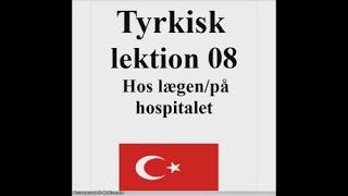 Tyrkisk lektion 8