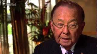 "Dan Rather Remembers Pearl Harbor, ""Senator Inouye "" Excerpt for May 29, 2012"