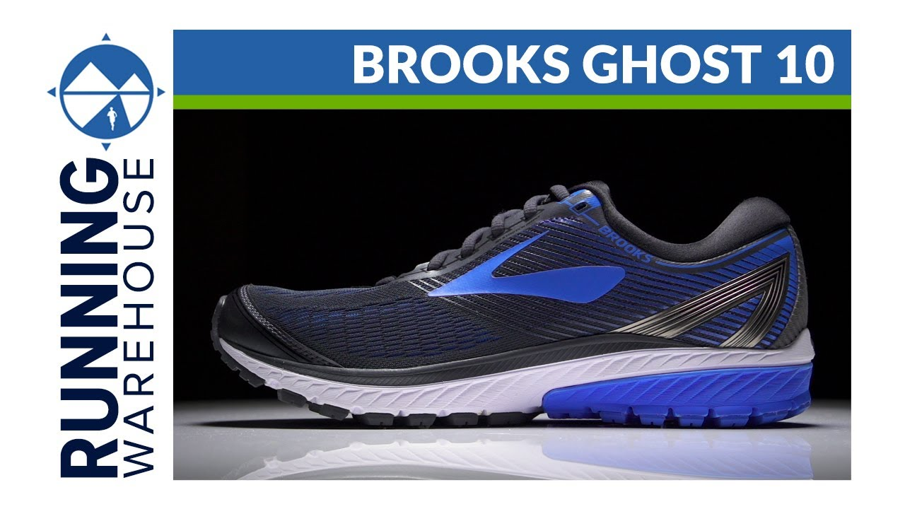 658f3d7d9b685 First Look  Brooks Ghost 10. Running Warehouse