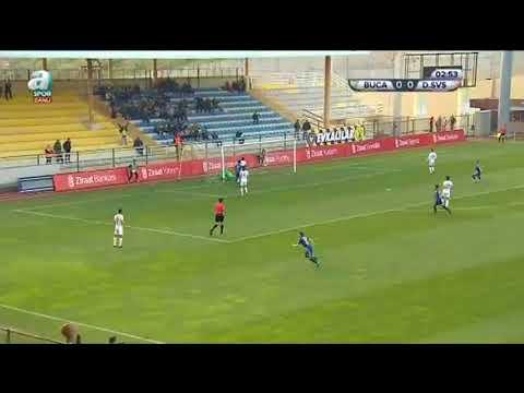Bucaspor 1-0 Demir Grup Sivasspor Dk: 3 (Abdullah Balıkuv)