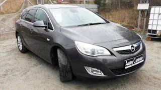 Opel Astra J 1.3 CDTI COSMO Полный обзор и тест-драйв!