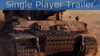 Battlefield V - Single Player Campaign Trailer [HD 1080P]