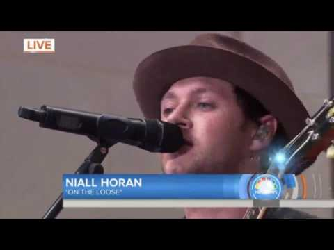 Niall Horan - On The Loose (Today Show)