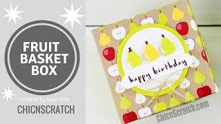 Fruit Basket Box - Facebook Friday 42 Filmed Live