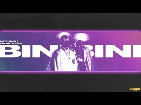 Matthaios - Binibini (Official Lyric Video) ft. Calvin De Leon