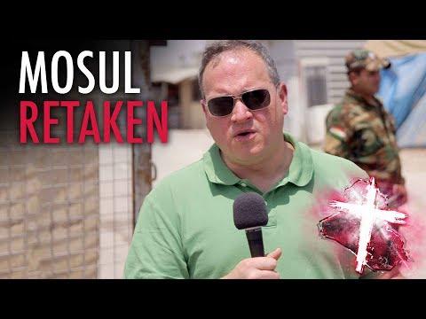 Ezra Levant in Iraq: Mosul liberated as humanitarian effort continues