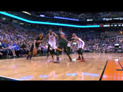 Cock Back Bang | Oklahoma City Thunder vs Phoenix Suns | March 06, 2014 | NBA 2013-2014 Season
