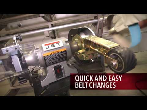 JET Bench Grinders with Multitool Attachment