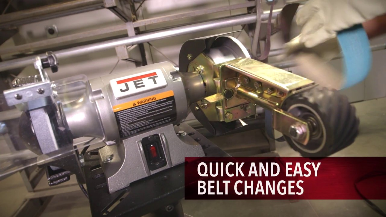 Jet Bench Grinders With Multitool Attachment Youtube