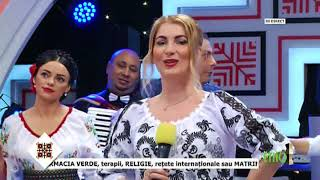 Letitia Moisescu - Suflet bun,inima mare &quotSeara buna,dragi romani&quot Etno Tv