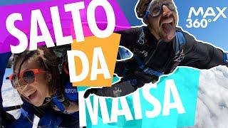 ISSO O SBT NAO MOSTROU | SALTO DA MAISA EM 360