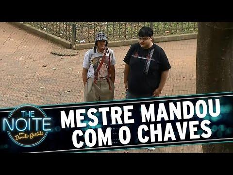The Noite (31/08/15) - Mestre Mandou E O Chaves