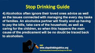 Identifying The Signs And Symptoms Of Alcoholism