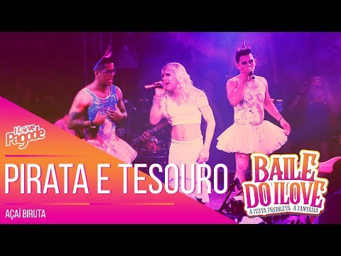 I Love Pagode - Pirata e Tesouro (Live)