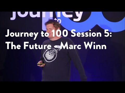 Journey to 100 Session 5: The Future - Marc Winn [Functional Forum]