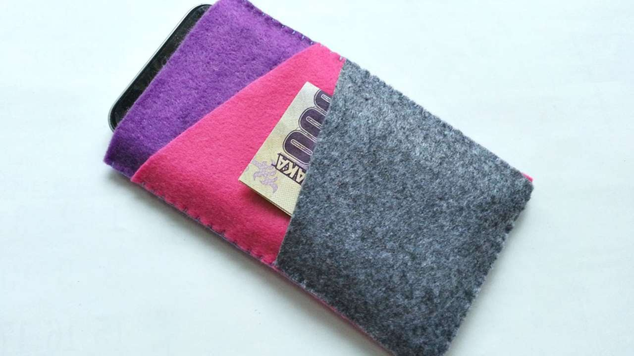 How To Create A Multi Purpose Felt Pouch Diy Style