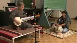Maestro Amjad Ali Khan Plays the Sarod