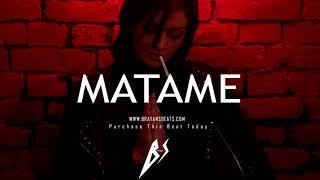 "Dancehall Instrumental Trapeton Type Beat Paloma mamiBrytiagoAnuel AA &quotMATAME"""