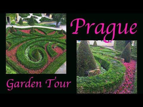 Prague Palace Garden Tour with Pamela Mace