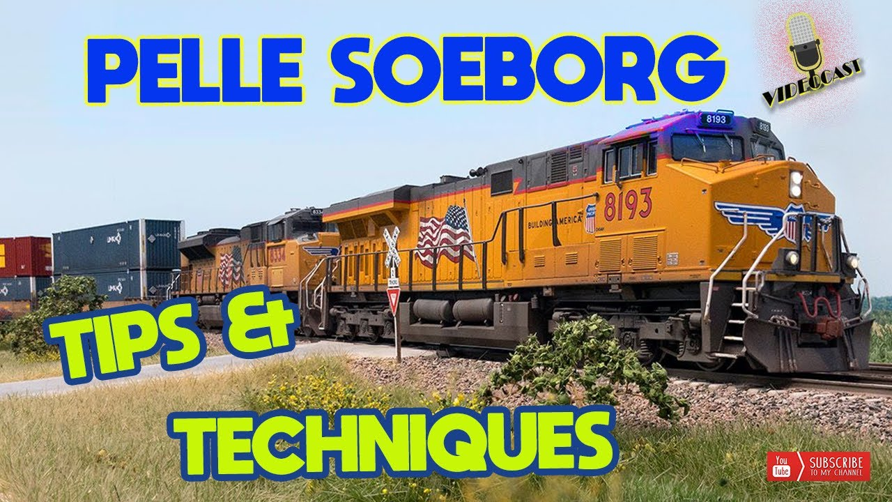 MRT Video Podcast #18 Pelle Soeborg talks tips and techniques.