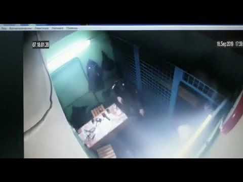 Видео расстрела полицейских на станции «Рязанский проспект»